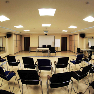 """Учебный Центр компании  """"Дом Пашкова """" предоставляет конференц-залы для проведения любых мероприятий: конференций..."""