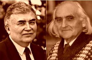 Ярослав Исаевич и Ярослав Дашкевич