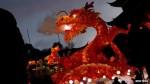 Дракон является единственной мифическим существом китайского гороскопа