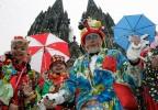 Внутренний мир через карнавальный костюм
