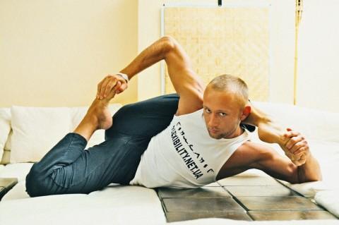 Вячеслав FlexDerek - практикующий ученик Мухтара Гусенгаджиева в Киеве.